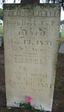 Martha <i>Barlet</i> Hinkel