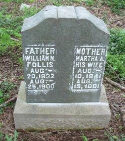 William N Follis