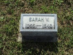Sarah Virginia <i>Shields</i> Gilliland