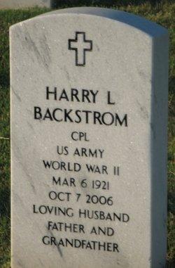 Harry L. Backstrom