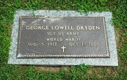 George Lowell Dryden