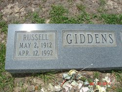 Russell Giddens