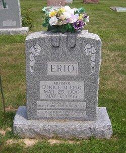 Eunice Maria <i>Alexander</i> Erio