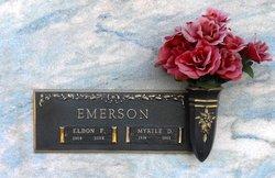 Eldon Floyd Emerson