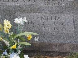 Permelia T <i>Liles</i> Arledge