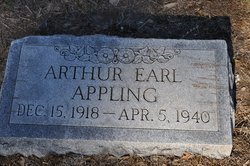 Arthur Earl Appling