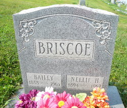 Nellie H Briscoe