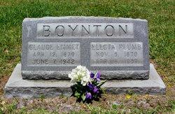 Electa V <i>Plumb</i> Boynton
