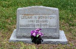 Lelah Alice Boynton