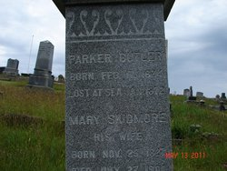 Capt Parker Pattee Butler