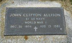 John Clifton Allison