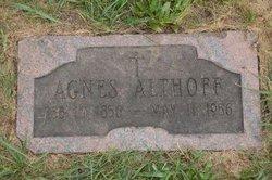 Agnes Althoff