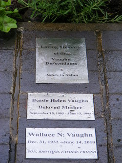 Bessie Helen Vaughn