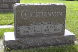 Alfred George Christianson