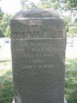 John Irvin Gregg