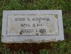 David G Alderman