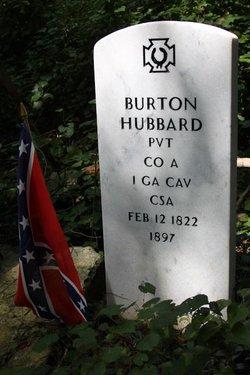Burton William Hubbard