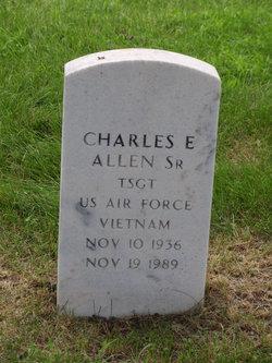 Sgt Charles E. Allen, Sr