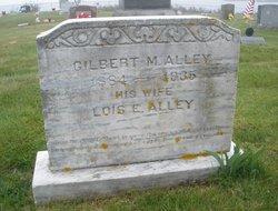 Gilbert M Alley