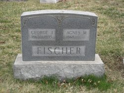 Mrs Agnes M. <i>Pahr</i> Fischer