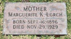 Marguerite K Lorch