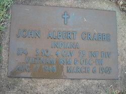 Spec John Albert Grabbe