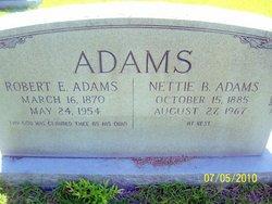 Robert Edward Adams