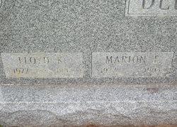 Marion Elaine <i>Bond</i> Behler