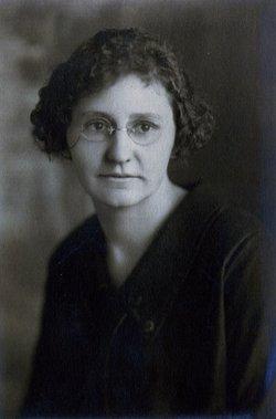 Edna Belle <i>Irwin</i> Cook