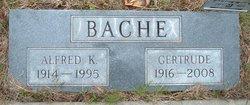 Alfred K Bache