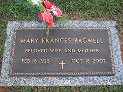 Mary Frances <i>Powell</i> Bagwell