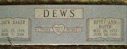 Betty Ann <i>Boyer</i> Dews