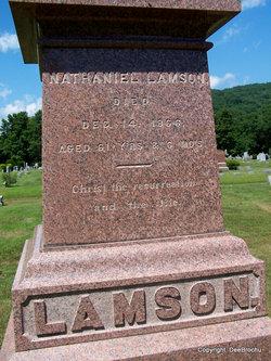 Nathaniel Lamson