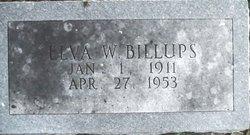 Elva W Billups
