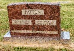 Nell Dickson Patton