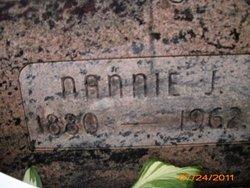 Nancy Johanna Nannie <i>Dantz</i> Arter