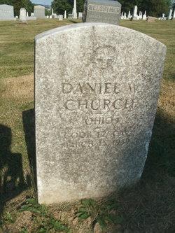 Daniel W Church