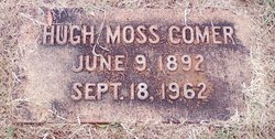 Hugh Moss Comer