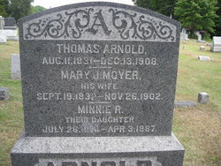 Minnie R Arnold