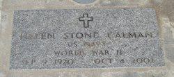 Helen <i>Stone</i> Calman