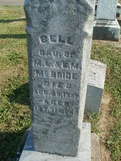 Carrie Bell McBride