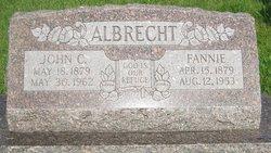 Fannie Albrecht