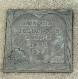 Thaddeus H Aucoin