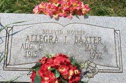 Allegra L. Baxter