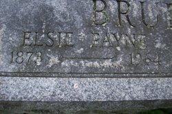 Elsie <i>Payne</i> Brubaker