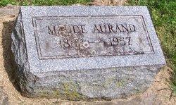 Maude Aurand