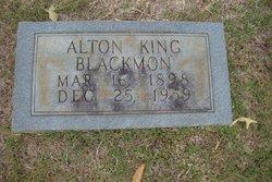 Alton King Blackmon