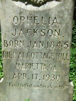 Ophelia Jackson