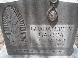 Mrs Guadalupe R. Lupe <i>Recio</i> Garcia