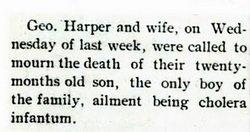 Alvin George Harper